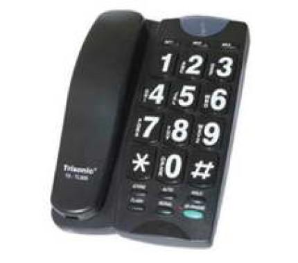 TS-TL305 BLK - Speaker Phone w/ 10 Memory Black