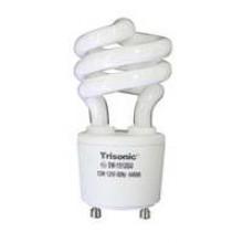 DW-1512GU - 12/45W GU24 Base CFL Bulb