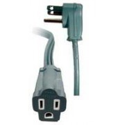 PT-3509 GRY - 9' Gray UL Air Conditioner Cord