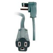 PT-3512 GRY - 12' Gray UL Air Conditioner Cord