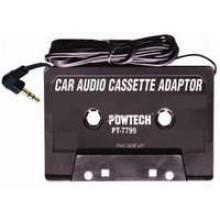 PT-7799 - Black Cassette Adapter