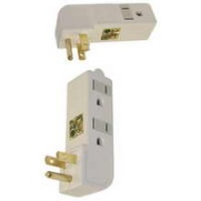 PT-7814AA - UL 3 Outlet Childproof