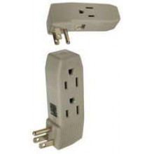 PT-7815A - UL 3 Outlet Grounded