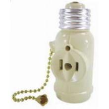 PT-7934-I - Ivy Pull Chain Light Bulb Socket