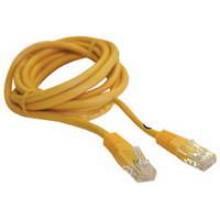 SN-C6-10YW - 10' UL Yellow Cat 6 **