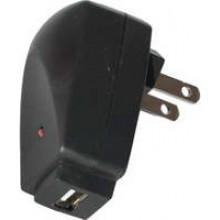 SN-IB-631TUB - USB Home Charger Black *