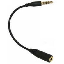 SN-IP35-35 - iPhone Headphone Adapter (3 Contact -to- 4 Contact) **