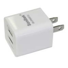 SN-IP5050T2U - Dual USB Home Charger 3.1A