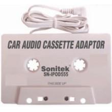 SN-IPOD555 - White Cassette Adapter