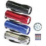 SN-LED305BB - 9 LED Torchlight **