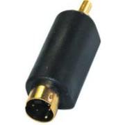 SN-V-104G - S-VHS 4 Pin M to RCA M **