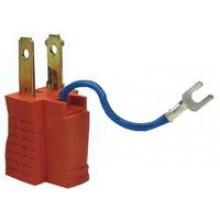 TS-1011BW - Bulk Grounding Adapter w/ Wire