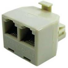 TS-102 - Telephone Duplex Jack
