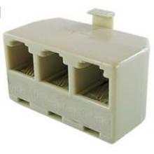 TS-103 - Telephone Triplex Jack