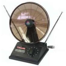 TS-1524 - Round HDTV Antenna