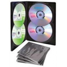 TS-315DVD-3 - 3 Double Sided DVD Case (Holds 12)