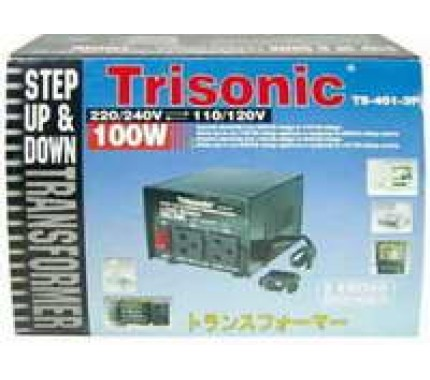 TS-401-3P - 100W Step Up/Down Transformer