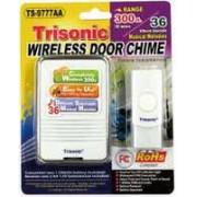 TS-9777AA - Wireless Door Chime