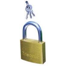 TS-F002-1 - Brass Luggage Locks