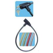TS-F017 - 2' Cable Bicycle Lock