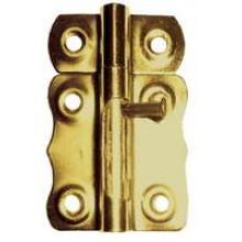 """TS-G175 - 3"""" Brass Barrel Bolt"""
