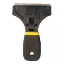 "TS-G196 - 3"" Jumbo Scraper w/ Safety Grip"