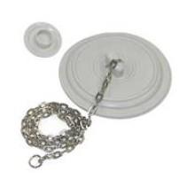 "TS-HW328 - 1.5-3"" Bath/Sink Stopper w/ Chain"