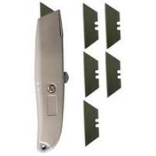 TS-HW420 - Utility Knife w/ 5 Blades