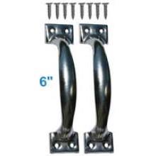 """TS-HW695 - 6"""" 2 Pack Door Handles"""