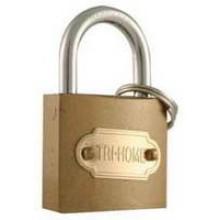 """TS-LKF6806 - 1 1/4"""" Brass Colored Hardened Steel Lock"""