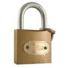 """TS-LKF6811 - 1.5"""" Brass Colored Hardened Steel Lock"""