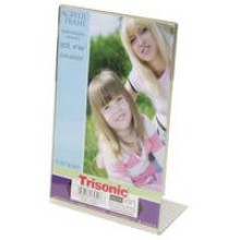 """TS-PF-AC46V - 2 4x6"""" Vertical Picture Frame"""