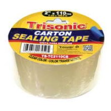 "TS-TC2110CB - 2""x110 Yards Clear Carton Sealing Tape"