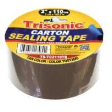 "TS-TC2110TB - 2""x110 Yards Tan Carton Sealing Tape"
