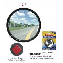 "TS-EC308 - 2"" Blind Spot Mirror"