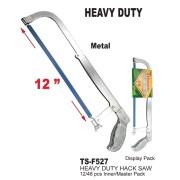 TS-F527 - Heavy Duty Metal Hack Saw