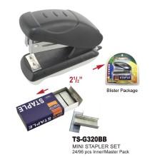 TS-G320BB - Mini Stapler Set