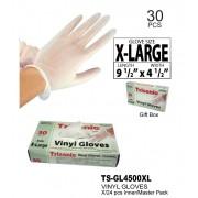 TS-GL4500XL - Vinyl Gloves Extra Large