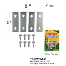 "TS-HW354-2 - 2"" Mending Plates"