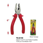 """TS-G159 - 6"""" Heavy Duty Cutting Pliers"""