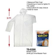 TS-G268 - 5' Rain Coat